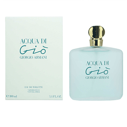 (W) Acqua Di Gio 100 ml EDT Spray