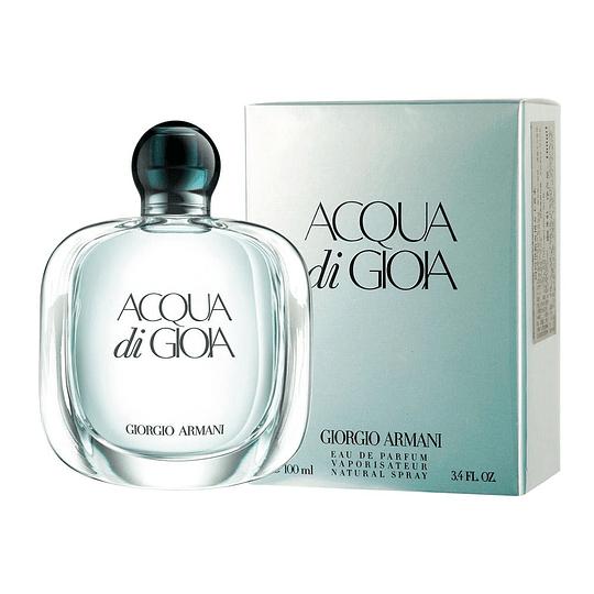 Acqua Di Gioia para mujer / 100 ml Eau De Parfum Spray