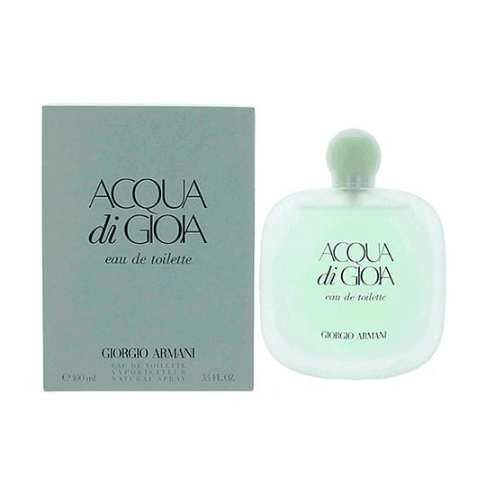 Acqua Di Gioia para mujer / 100 ml Eau De Toilette Spray