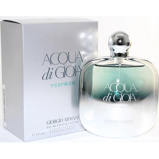 Acqua Di Gioia Essenza para mujer / 100 ml Eau De Parfum Spray