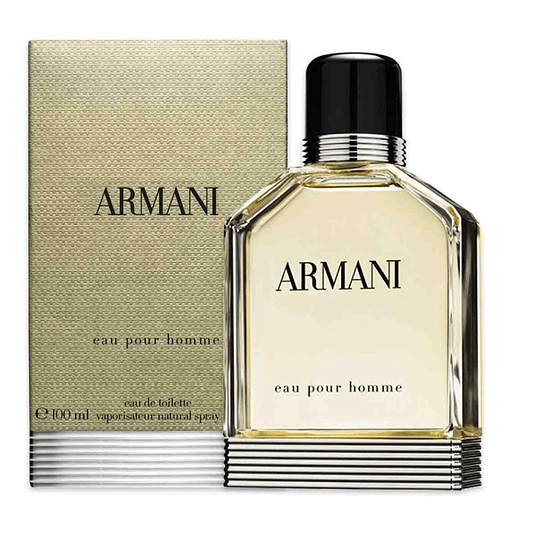 Armani para hombre / 100 ml Eau De Toilette Spray