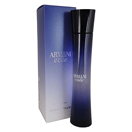 (W) Armani Code 75 ml EDP Spray