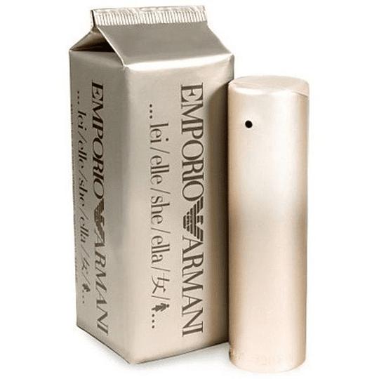 Emporio Armani para mujer / 100 ml Eau De Parfum Spray
