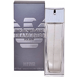 (M) Emporio Armani Diamonds 75 ml EDT Spray