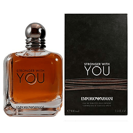 (M) Emporio Armani Stronger With You 100 ml EDT Spray