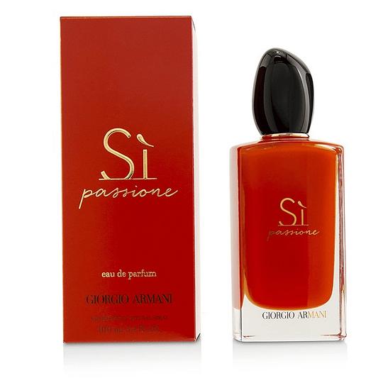 Si Passione para mujer / 100 ml Eau De Parfum Spray