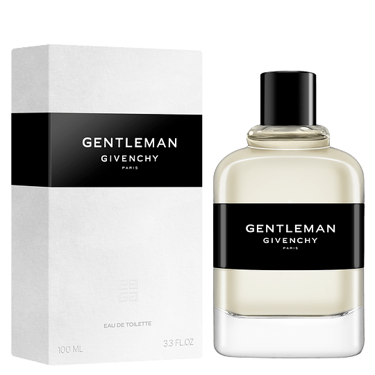 Gentleman para hombre / 100 ml Eau De Toilette Spray