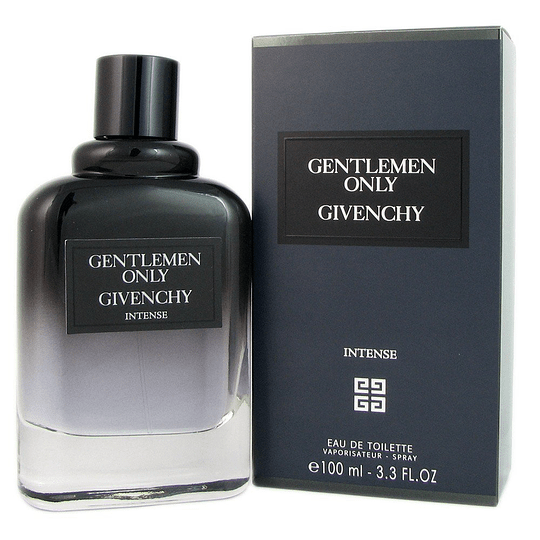 Gentlemen Only Intense para hombre / 100 ml Eau De Toilette Spray