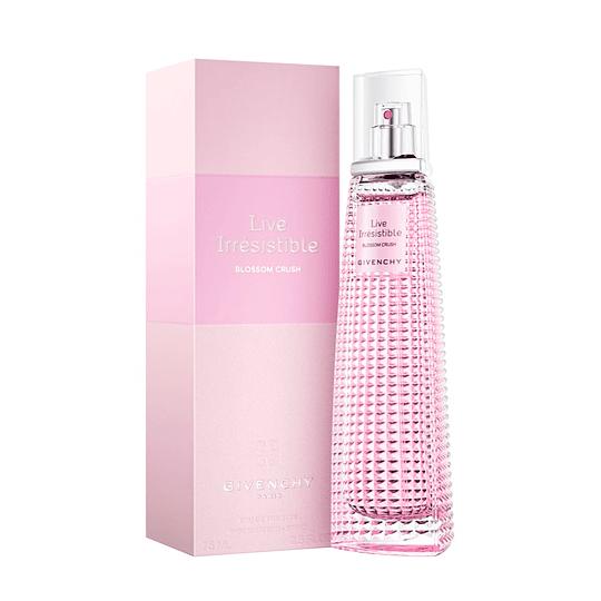 Live Irrésistible Blossom Crush para mujer / 75 ml Eau De Toilette Spray