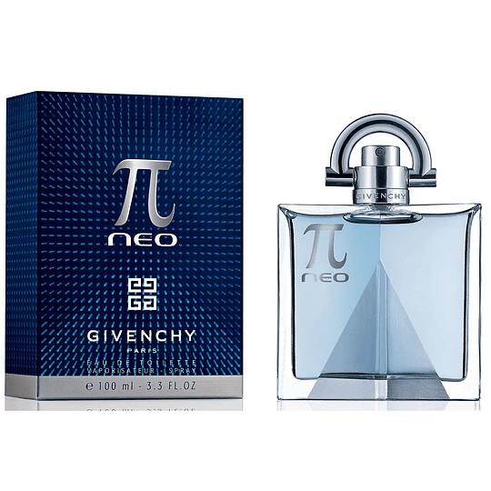 Pi Neo para hombre / 100 ml Eau De Toilette Spray