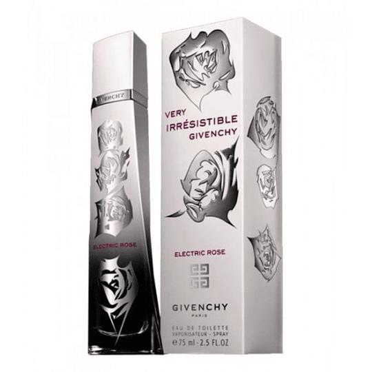 Very Irrésistible Electric Rose para mujer / 75 ml Eau De Toilette Spray