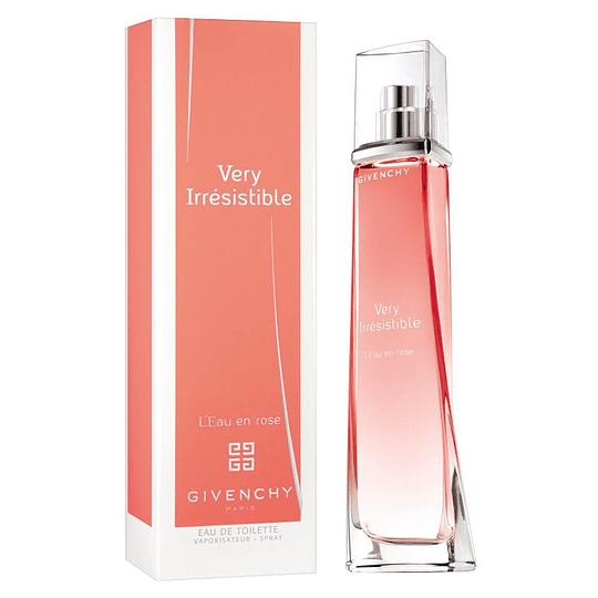 Very Irrésistible L' Eau En Rose para mujer / 75 ml Eau De Toilette Spray