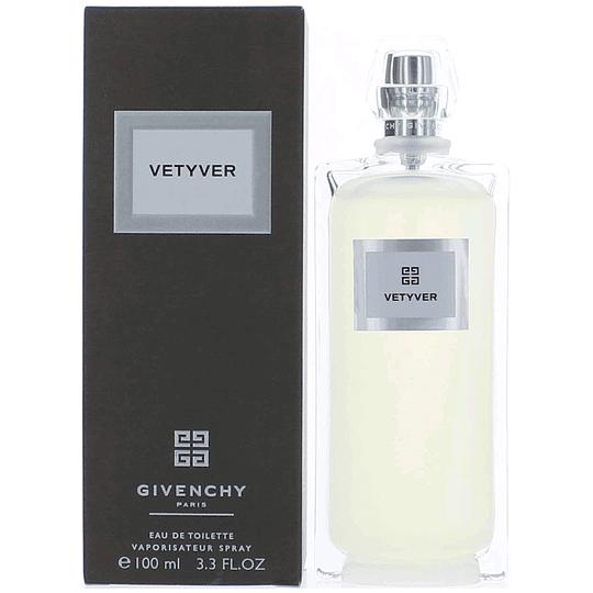 Vetyver Givenchy para hombre / 100 ml Eau De Toilette Spray