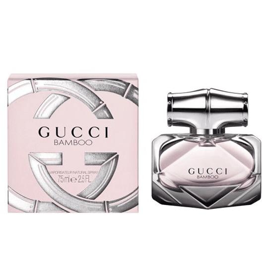 Gucci Bamboo para mujer / 75 ml Eau De Parfum Spray