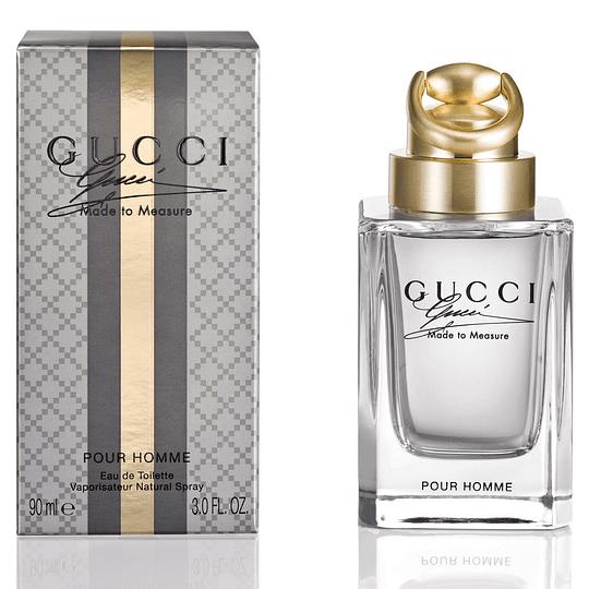 Gucci Made to Measure para hombre / 90 ml Eau De Toilette Spray