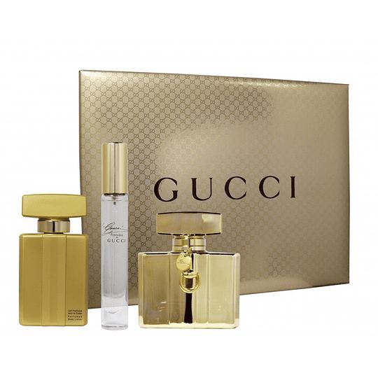 Gucci Premiere para mujer / SET - 75 ml Eau De Parfum Spray