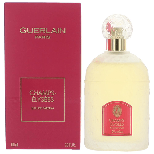 Champs Elysees para mujer / 100 ml Eau De Parfum Spray