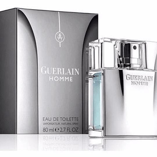 Guerlain Homme para hombre / 80 ml Eau De Toilette Spray
