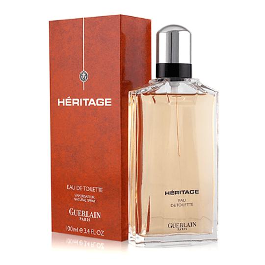 Heritage para hombre / 100 ml Eau De Toilette Spray