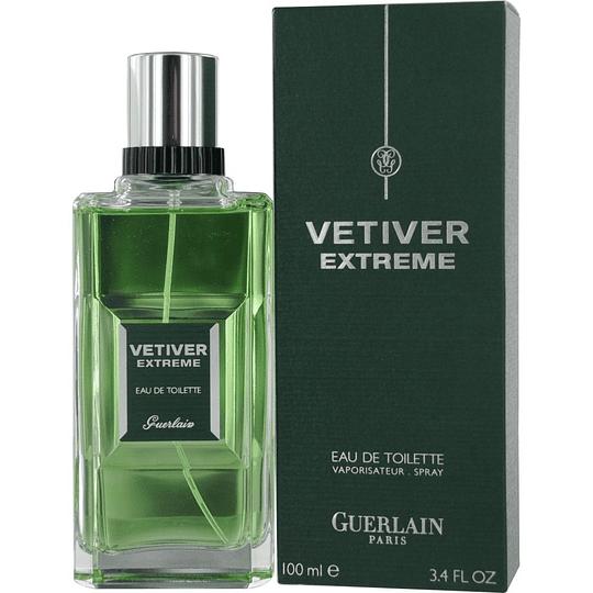 Vetiver Extreme para hombre / 100 ml Eau De Toilette Spray