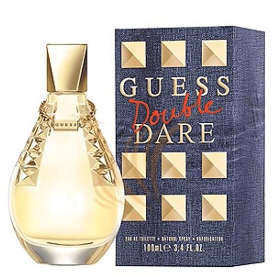 Guess Double Dare para mujer / 100 ml Eau De Toilette Spray