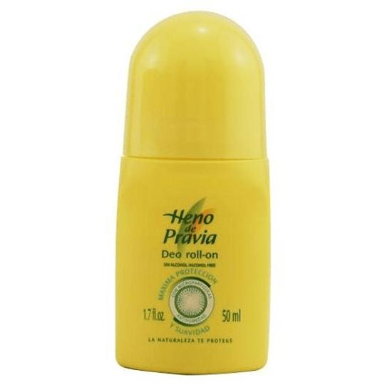 Heno De Pravia para hombre y mujer / 50 ml Deodorant Roll-On