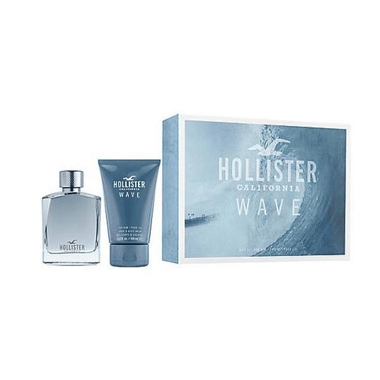 Hollister Wave para hombre / SET - 100 ml Eau De Toilette Spray