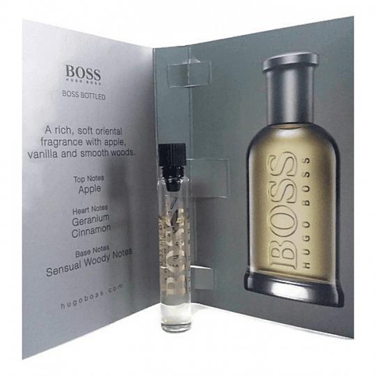Boss Bottled para hombre / AMPOLLETA - 1.5 ml Eau De Toilette