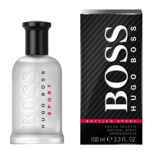 Boss Bottled Sport para hombre / 100 ml Eau De Toilette Spray