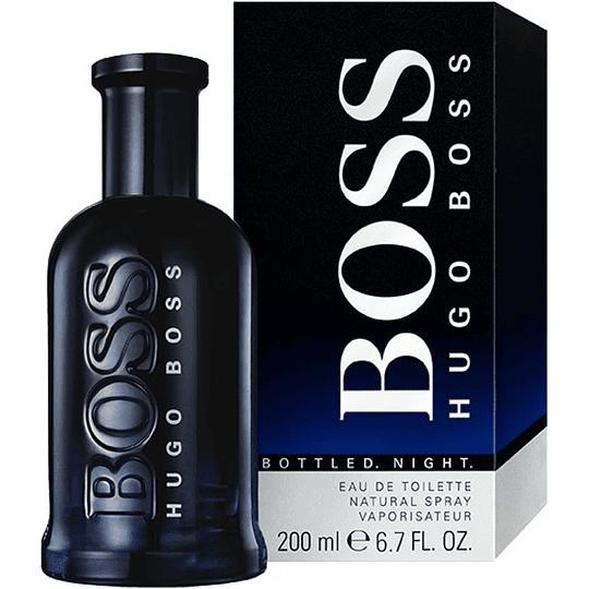 Boss Bottled Night para hombre / 200 ml Eau De Toilette Spray