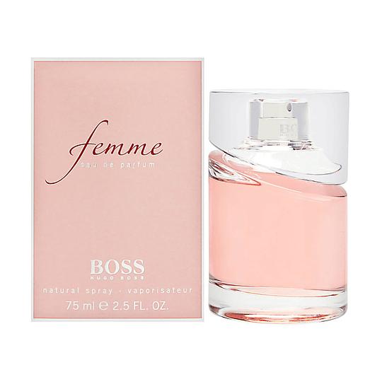 Boss Femme para mujer / 75 ml Eau De Parfum Spray