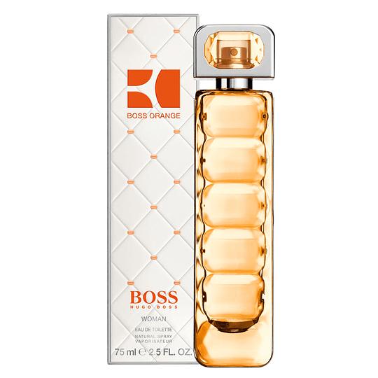 Boss Orange para mujer / 75 ml Eau De Toilette Spray