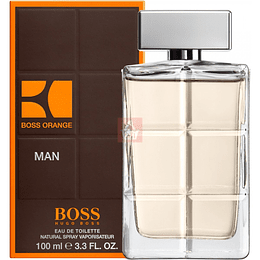 (M) Boss Orange 100 ml EDT Spray