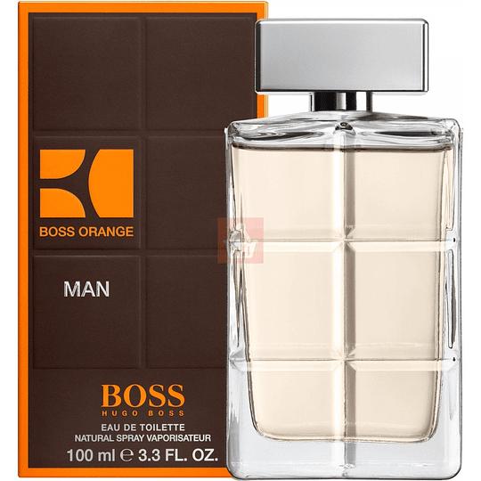 Boss Orange para hombre / 100 ml Eau De Toilette Spray
