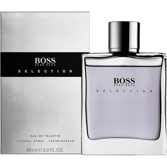Boss Selection para hombre / 90 ml Eau De Toilette Spray
