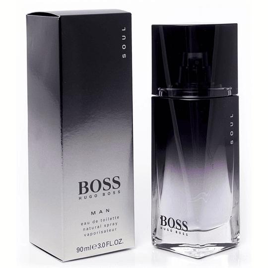 Boss Soul para hombre / 90 ml Eau De Toilette Spray