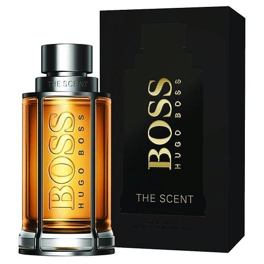Boss The Scent para hombre / 200 ml Eau De Toilette Spray