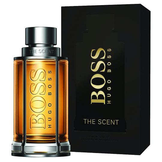 Boss The Scent para hombre / 100 ml Eau De Toilette Spray