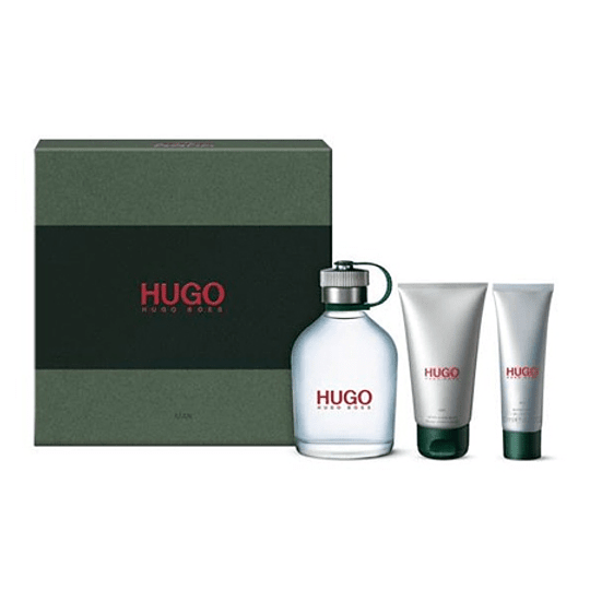 Hugo Man para hombre / SET - 125 ml Eau De Toilette Spray