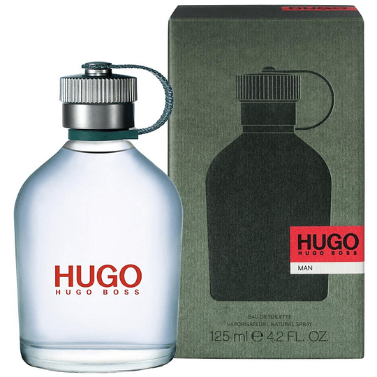 Hugo Man para hombre / 125 ml Eau De Toilette Spray