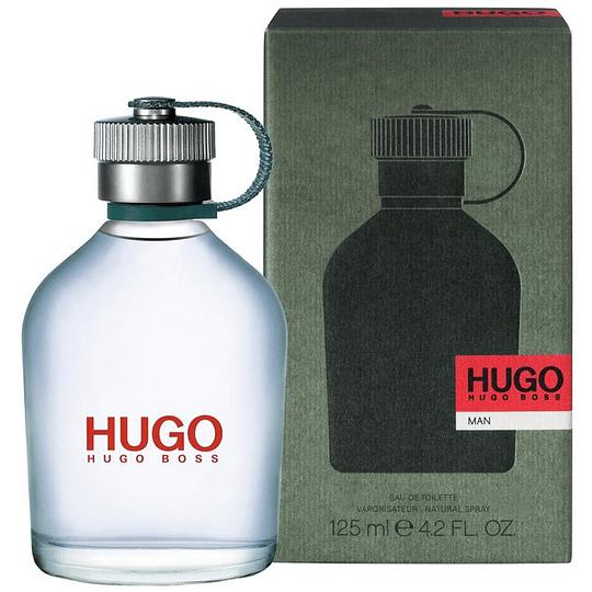 Hugo Man para hombre / 125 ml Eau De Toilette Spray