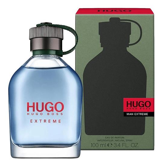 Hugo Extreme para hombre / 100 ml Eau De Parfum Spray