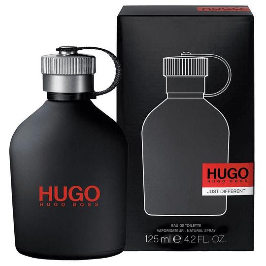 Hugo Just Different para hombre / 125 ml Eau De Toilette Spray