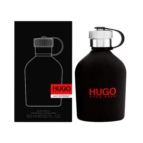 Hugo Just Different para hombre / 150 ml Eau De Toilette Spray