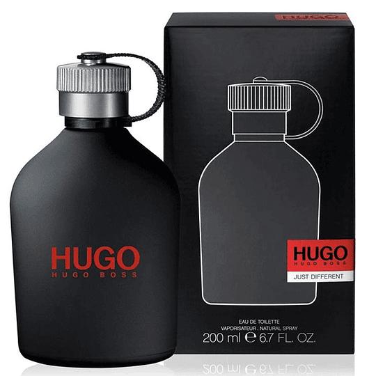 Hugo Just Different para hombre / 200 ml Eau De Toilette Spray