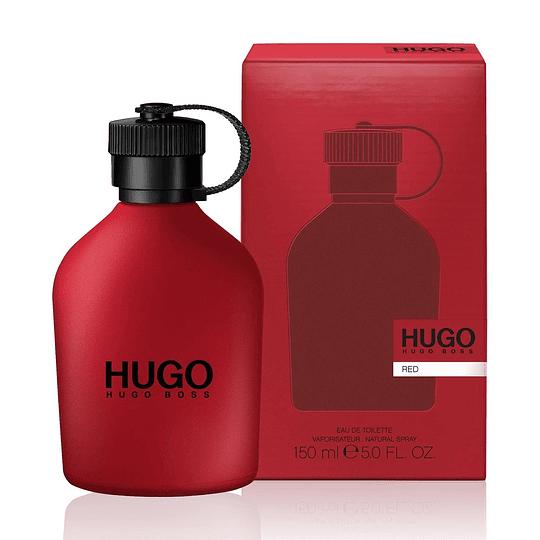 Hugo Red para hombre / 150 ml Eau De Toilette Spray
