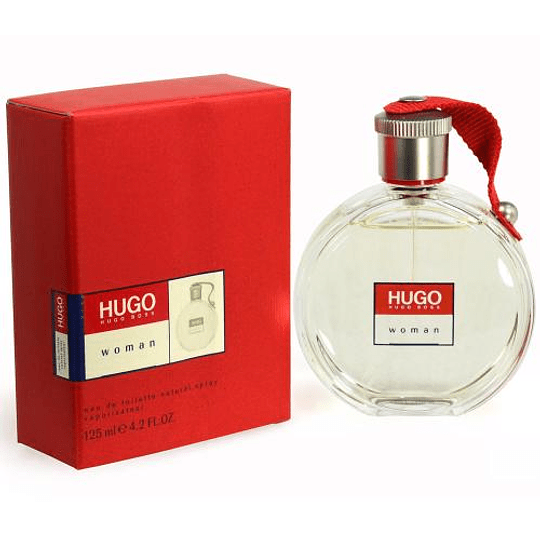Hugo Woman para mujer / 125 ml Eau De Toilette Spray