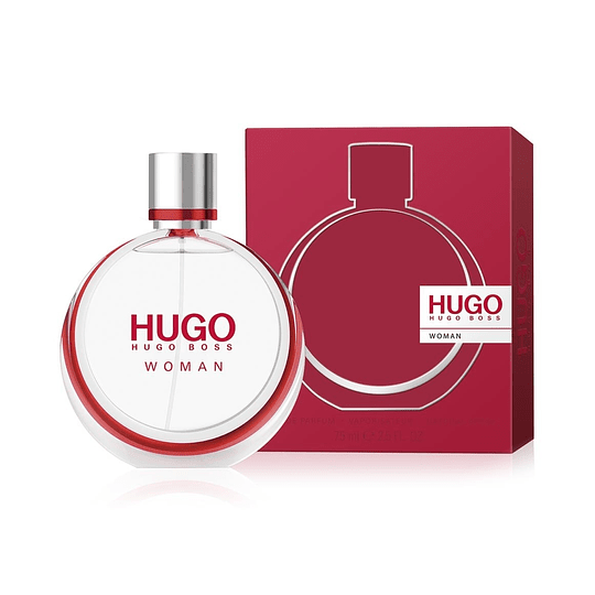 Hugo Woman para mujer / 75 ml Eau De Parfum Spray