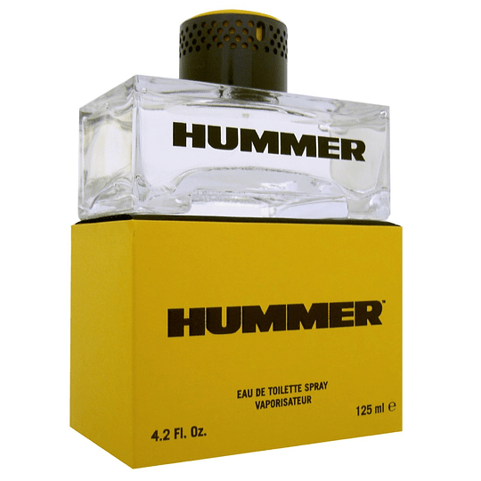 Hummer para hombre / 125 ml Eau De Toilette Spray