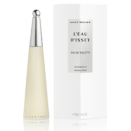 (W) L' Eau D' Issey 100 ml EDT Spray